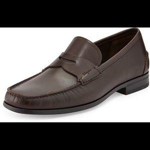 Salvatore Ferragamo penny loafers size 10.5